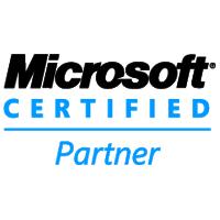 Microsoft Certified - Partner logo